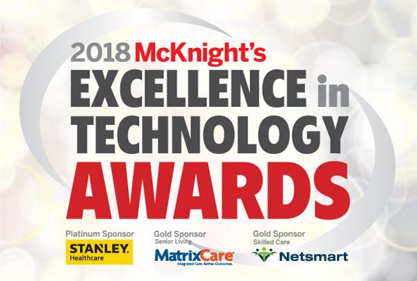 McKnight's 2018 Tech Awards winners