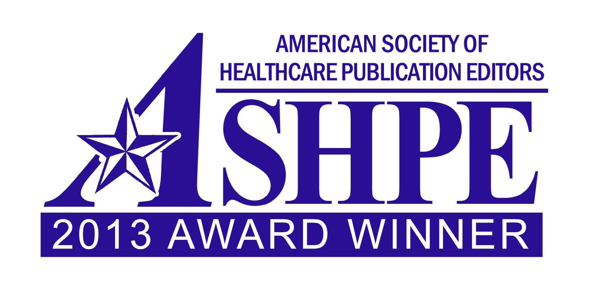 McKnight's double-Gold raises ASHPE awards total to 49