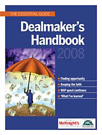 Dealmaker's Handbook 2008