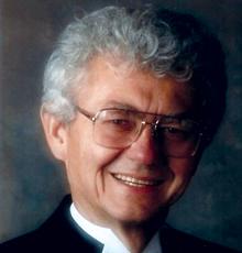 Herb Hildebrandt Ph.D., Hl.D. of Trinity Health's Glacier Hill's senior living facility