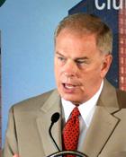 Ohio Gov. Ted Strickland (D)