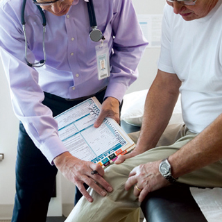 CMS wants outpatient knee replacements to be covered