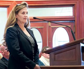 Senator Mary Caferro (D-Helena)