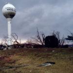 Nursing home damaged by tornado, residents safe