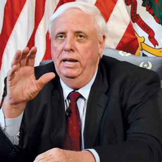 Governor Jim Justice (R)