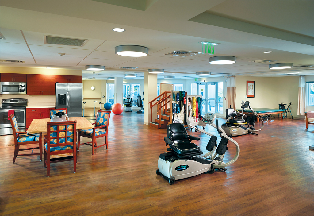 Harbour's Edge reinvests to upgrade skilled nursing and rehabilitation segments
