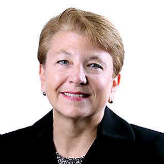 Nancy Anderson, RN, MA, Senior Vice President of Engagement Solutions