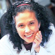 A.M. Barrett, M.D., focused on new neurorehab treatments.