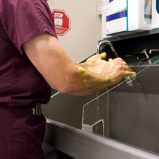 Proper hand hygiene is the No. 1 infection control measure that can help prevent CAUTIs.