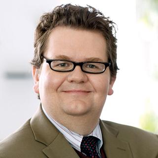 Scott Goates, PhD health economist at Abbott
