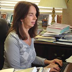 LuMarie Polivka-West, FHA senior director of policy and program development