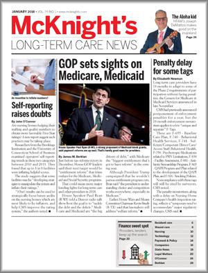McKnight's Long-Term Care News, January 2018