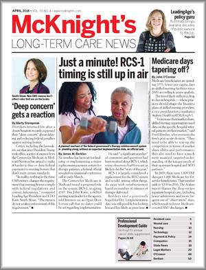 McKnight's Long-Term Care News, April 2018