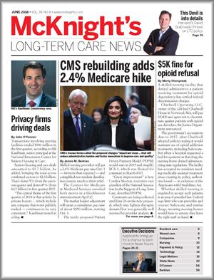 McKnight's Long-Term Care News, June 2018
