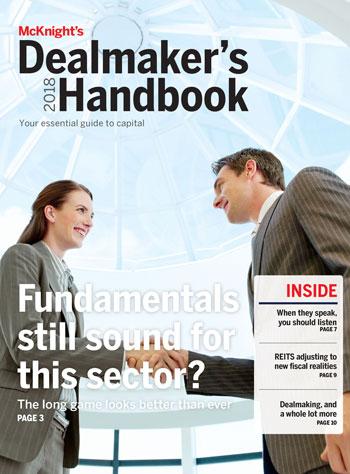 Dealmaker's Handbook cover