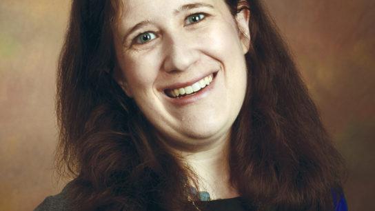 Elizabeth Newman, Senior Editor