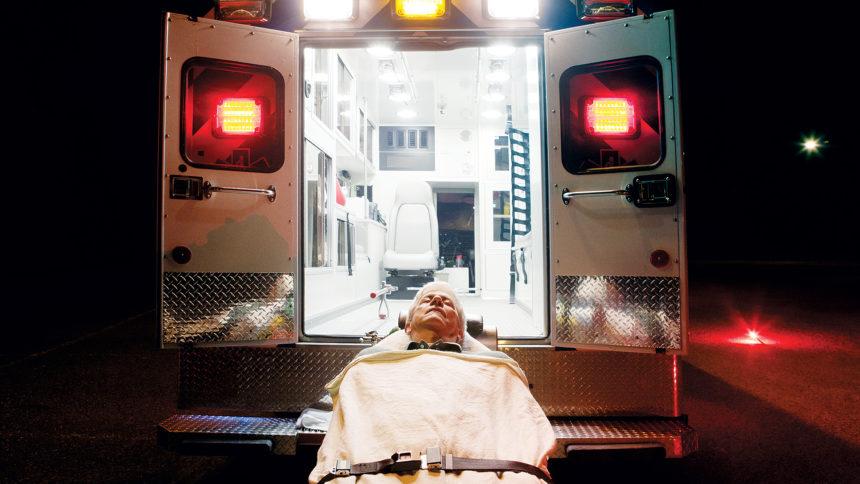 Ambulance services/falls/emergencies