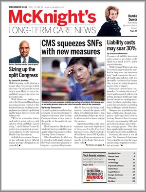 McKnight's Long-Term Care News, December 2018