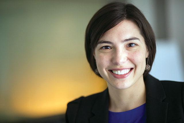 Amber Willink, Ph.D.