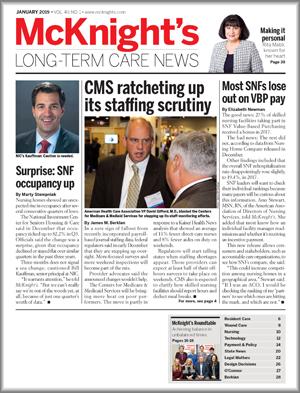 McKnight's Long-Term Care News January 2019