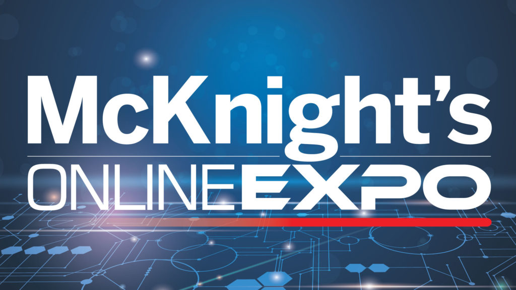 Dates set for 2021 McKnight's Spring Online Expo: March 17-18