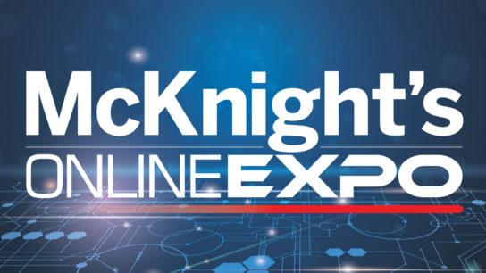 McKnight's Online Expo, 2019, 2000x1125