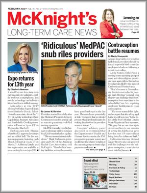 McKnight's Long-Term Care News February 2019