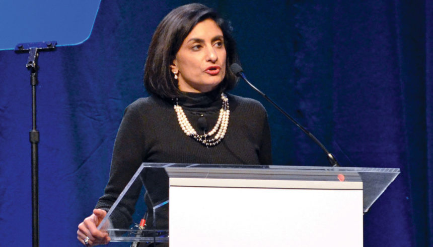 McKnight's Long-Term Care News, March 2019, page 3, Seema Verma