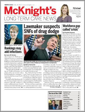 McKnight's Long-Term Care News, March 2019