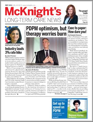 McKnight's Long-Term Care News, May 2019