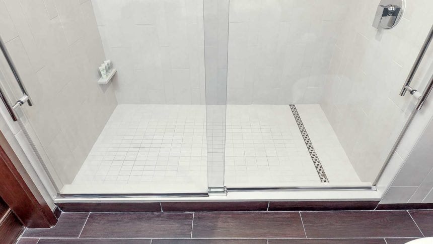 ProLine Linear Shower Drains by QuickDrain USA