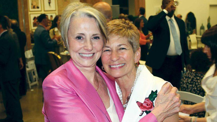 Lynne Katzmann, Wendy Simpson, Women of Distinction 2019