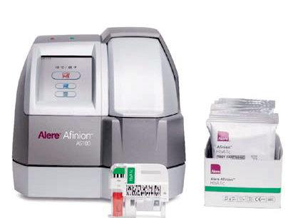 Afinion machine