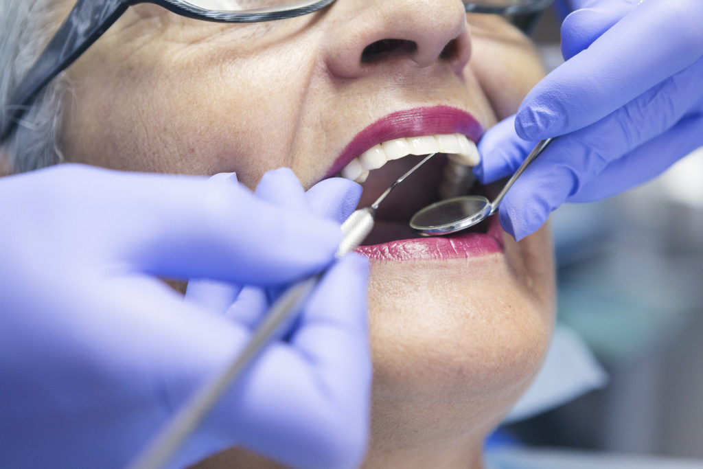 Poor oral health tied to greater severity of COVID-19