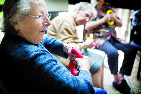 Lower-rated facilities get more Alzheimer's admissions: study