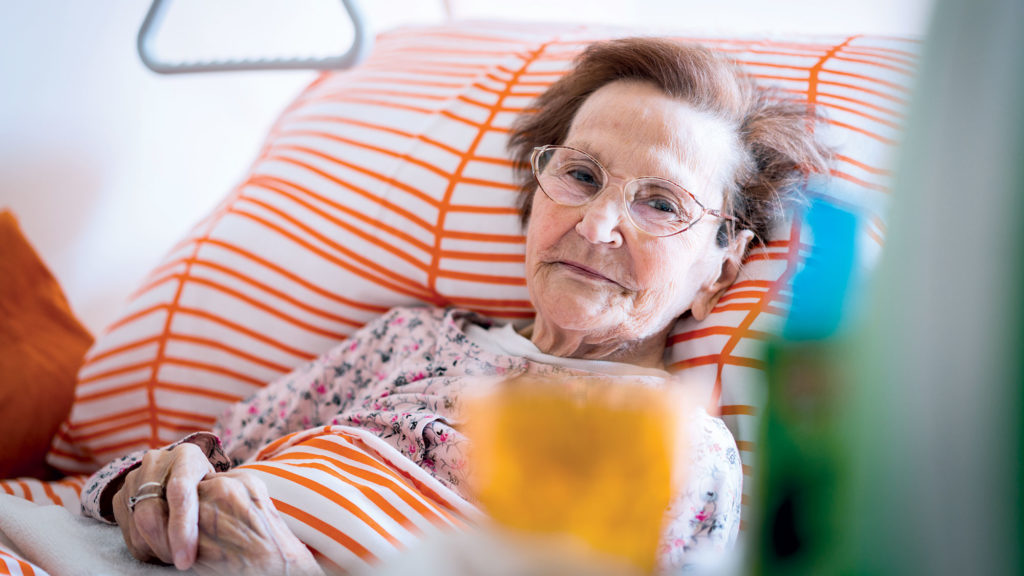 Functional impairment from COVID-19 may persist long after ICU discharge, studies suggest