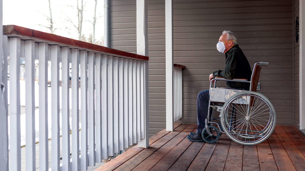 CMS issues 'long overdue' visitation guidelines for nursing homes