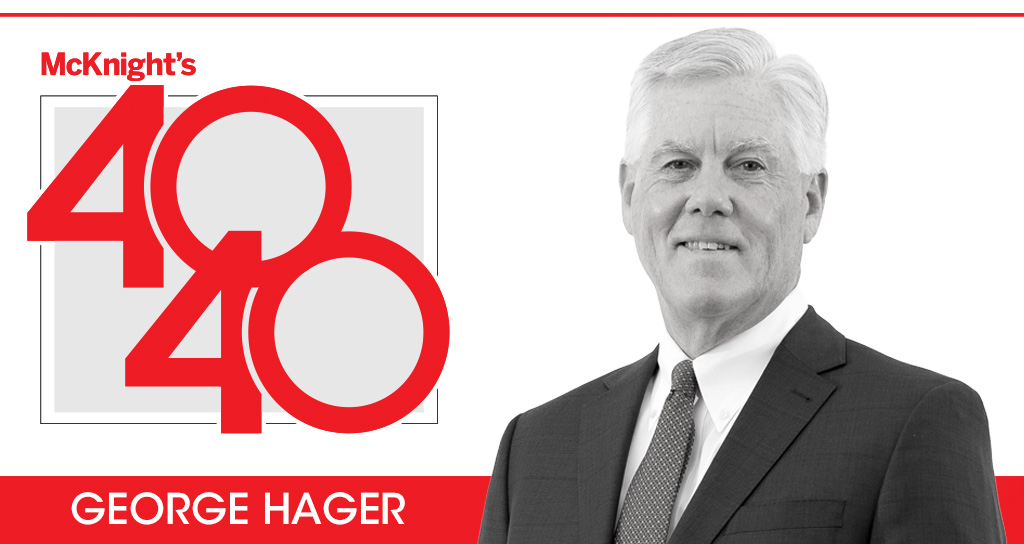 McKnight's 40 for 40: George Hager