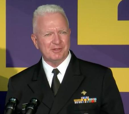 Image of Assistant Secretary of HHS Admiral Brett Giroir, M.D.