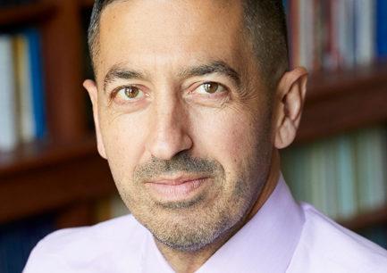 Headshot of Sandro Galea, M.D.