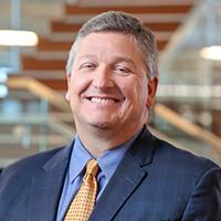 Image of T.J. Griffin, chief pharmacy officer, PharMerica