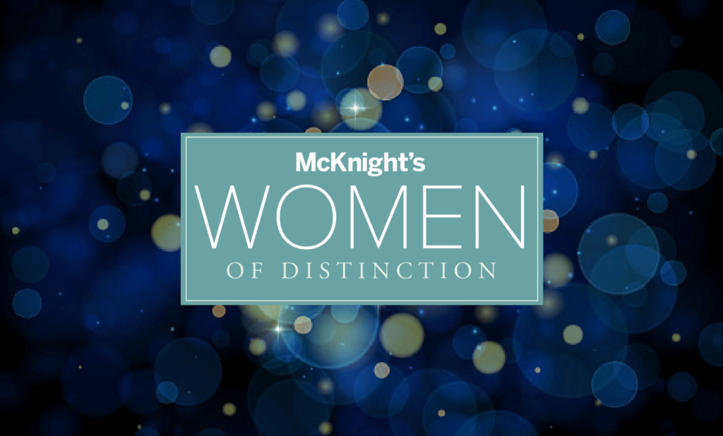 Women of Distinction logo for 2021