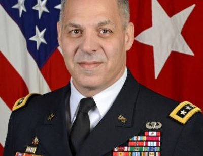Image of Gen. Gus Perna, COO, Operation Warp Speed