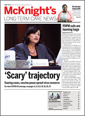 Digital edition of May 2021 issue