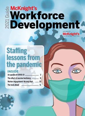2021 Workforce Development Guide cover