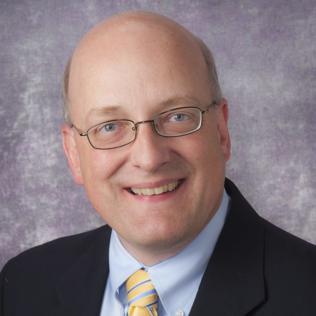 Image of David A. Nace, M.D., MPH, chief medical officer of UPMC Senior Communities