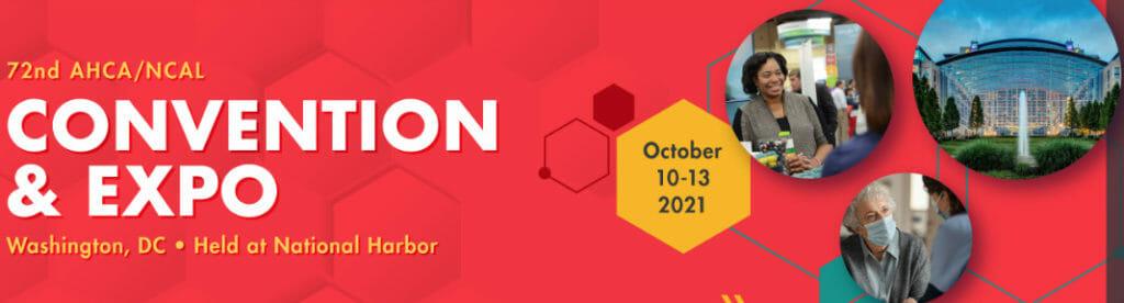 AHCA 2021 convention to 'Inspire, Engage, Reunite' Oct. 10-13