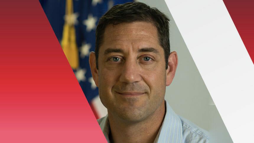 Headshot of Evan Shulman, CMS