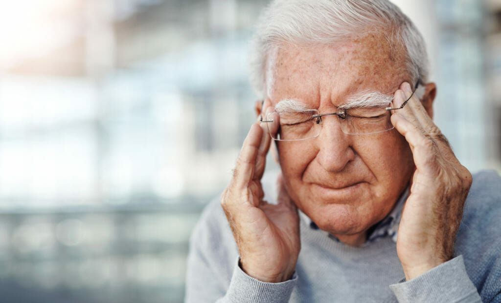 Poorly controlled pain linked to disruptive behaviors in residents with dementia