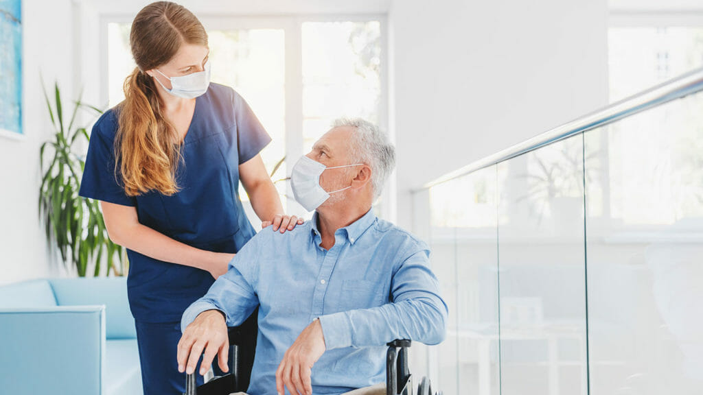Vaccinating nursing home workers does not help prevent flu from spreading, study finds